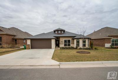 San Angelo Single Family Home For Sale: 5906 Merrick St