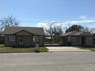 San Angelo Multi Family Home For Sale: 29 E 22nd St