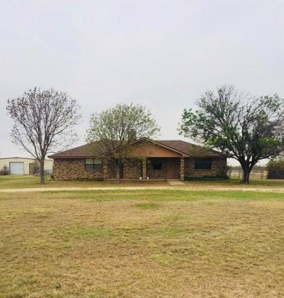 Dove Creek Single Family Home For Sale: 12362 Twin Lakes Lane