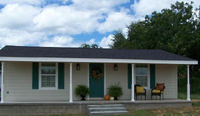 Robert Lee Single Family Home For Sale: 1421 Austin St