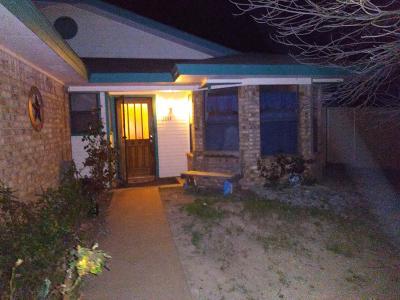 San Angelo TX Single Family Home For Sale: $134,000