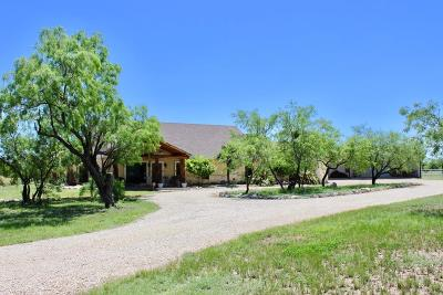 San Angelo Single Family Home For Sale: 2111 Copper Rock Rd