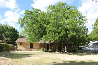 Lake Nasworthy, Lake Nasworthy Group 1, Lake Nasworthy Group 10, Lake Nasworthy Group 15, Lake Nasworthy Group 16, Lake Nasworthy Group 2, Lake Nasworthy Lincoln Pk, Lake Nasworthy Point 1, Lake Nasworthy Red Bluff, Nasworthy 2, Red Bluff Single Family Home For Sale: 2366 Fishermans Rd