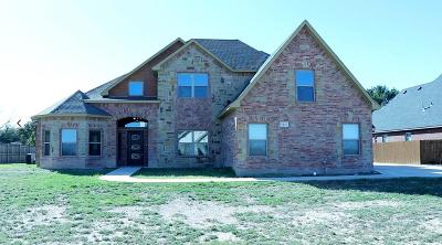 San Angelo TX Single Family Home For Sale: $398,000