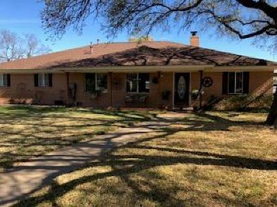 San Angelo TX Single Family Home For Sale: $275,000