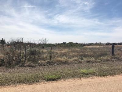 San Angelo Residential Lots & Land For Sale: 0001 Bramlett Lane