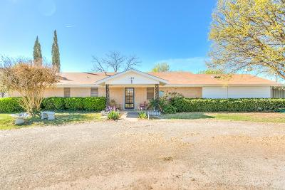 San Angelo TX Single Family Home For Sale: $205,000