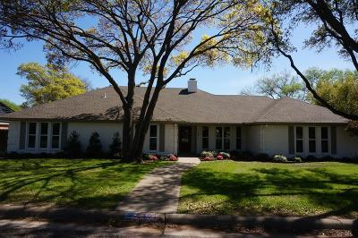 Bentwood Country Club Est Single Family Home For Sale: 5301 Bentwood Court