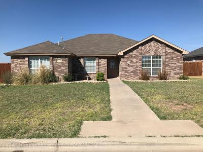 San Angelo TX Single Family Home For Sale: $216,900