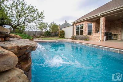 San Angelo Single Family Home For Sale: 1714 Weston Rd