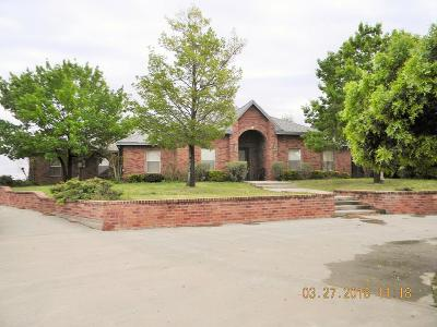 San Angelo Single Family Home For Sale: 1118 Ashford Dr