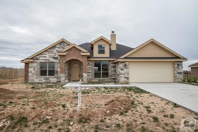 San Angelo TX Single Family Home For Sale: $221,900
