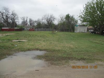 San Angelo Residential Lots & Land For Sale: 15 W 28th St