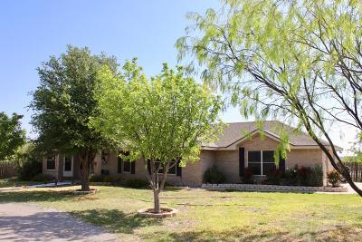 Christoval Single Family Home For Sale: 16644 E Sunrise Loop
