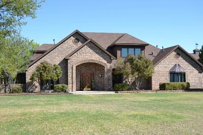 San Angelo Single Family Home For Sale: 1514 Ray St