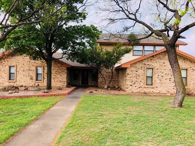 San Angelo Single Family Home For Sale: 249 Edinburgh Rd