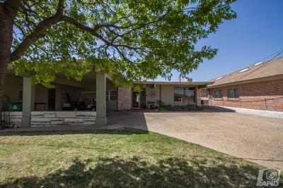 Lake Nasworthy, Lake Nasworthy Group 1, Lake Nasworthy Group 10, Lake Nasworthy Group 15, Lake Nasworthy Group 16, Lake Nasworthy Group 2, Lake Nasworthy Lincoln Pk, Lake Nasworthy Point 1, Lake Nasworthy Red Bluff, Nasworthy 2, Red Bluff Single Family Home For Sale: 3033 Red Bluff Circle