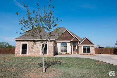 San Angelo Single Family Home For Sale: 3037 Lakota Ln