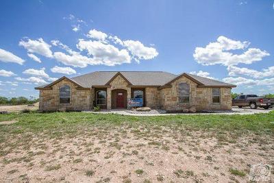 San Angelo Single Family Home For Sale: 7519 Bison Tr