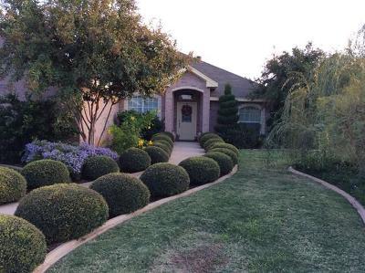 San Angelo Single Family Home For Sale: 5841 Melrose Ave