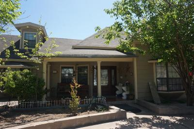 San Angelo Single Family Home For Sale: 501 Preusser St