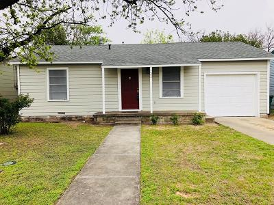 Single Family Home For Sale: 721 Macann St