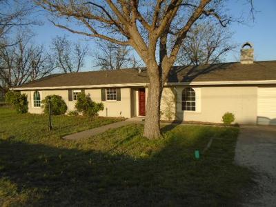 San Angelo Single Family Home For Sale: 9033 Grape Creek Rd