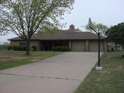 San Angelo Single Family Home For Sale: 157 Edinburgh Rd