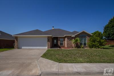 San Angelo Single Family Home For Sale: 3525 Toyah St