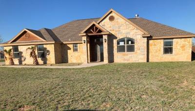 San Angelo Single Family Home For Sale: 3256 Lakota Lane