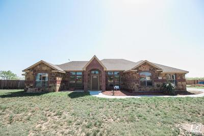 San Angelo Single Family Home For Sale: 3214 Pronghorn Path