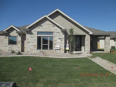 San Angelo Single Family Home For Sale: 4109 Kensington Creek