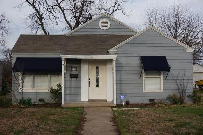 Single Family Home For Sale: 312 N Milton St