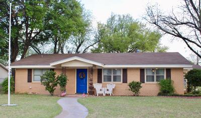 Single Family Home For Sale: 101 Greer St