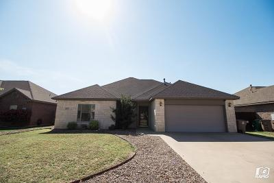 San Angelo Single Family Home For Sale: 4313 Rodeo Dr