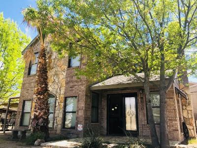 San Angelo Single Family Home For Sale: 1630 Shady Point Circle Dr