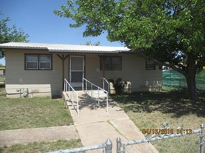 San Angelo Single Family Home For Sale: 1030 E 19th St