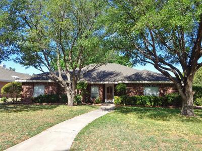 San Angelo Single Family Home For Sale: 4809 Bermuda Dr