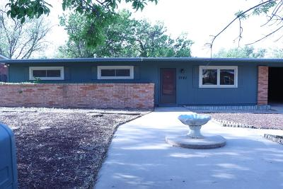 San Angelo Single Family Home For Sale: 2787 University Ave