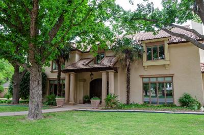 San Angelo Single Family Home For Sale: 5242 Bent Tree Court