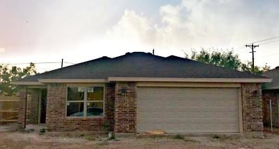 San Angelo TX Single Family Home For Sale: $146,900