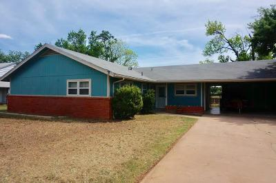 San Angelo Single Family Home For Sale: 2751 A&m Ave