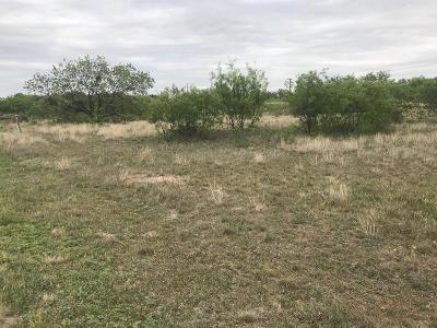 San Angelo Residential Lots & Land For Sale: 1482 Becker Lane