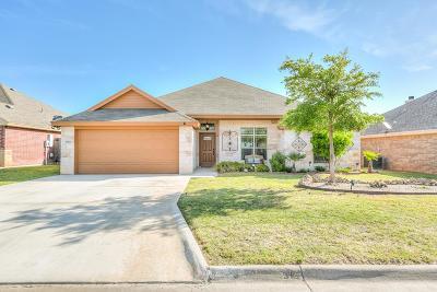 San Angelo TX Single Family Home For Sale: $221,900