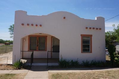 San Angelo Single Family Home For Sale: 1519 Spaulding St
