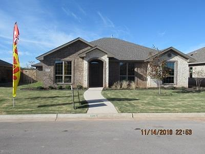 San Angelo Single Family Home For Sale: 4133 Huntleigh Dr
