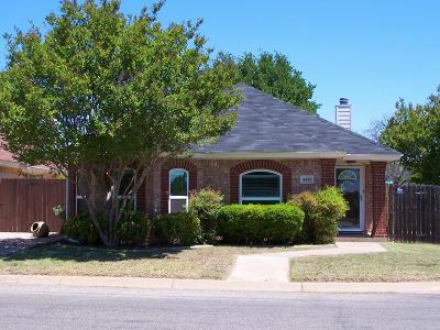 San Angelo Condo/Townhouse For Sale: 4402 Southland Blvd