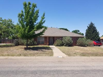 San Angelo TX Single Family Home For Sale: $214,900