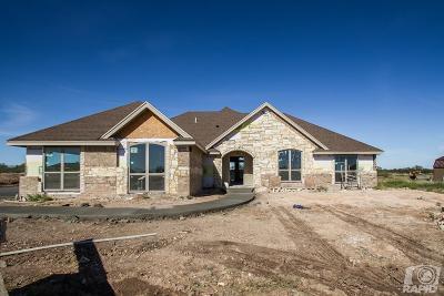 San Angelo Single Family Home For Sale: 3512 Buck Run St