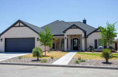 San Angelo Single Family Home For Sale: 6110 Sammye Lane